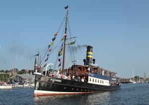 Dampfer Alexandra